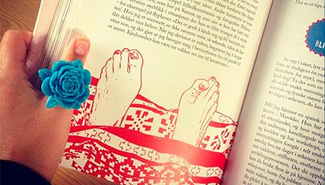 PIPPI POWER - boka du kan lese for å få opp dampen, eller rett og slett legge beina på bordet!