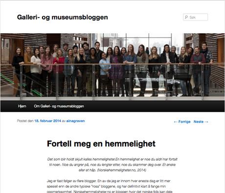 KIlde: skjermdump galleriogmuseumsbloggen.wordpress.com