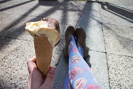 Italiensk is - den perfekte pause!