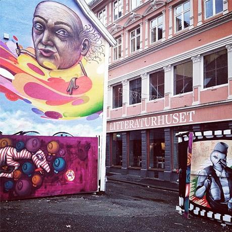 Litteraturhuset i Bergen