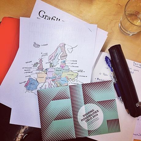 Alle organisasjoner som jobber for illustrasjon i Europa er invitert til Oslo i oktober. Nå er jakten i full gang på organisasjoner i land vi har lite eller ingen kontakt med.