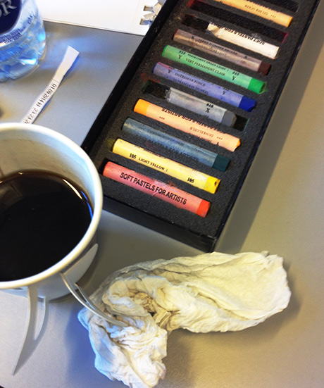 Kaffe må også til!