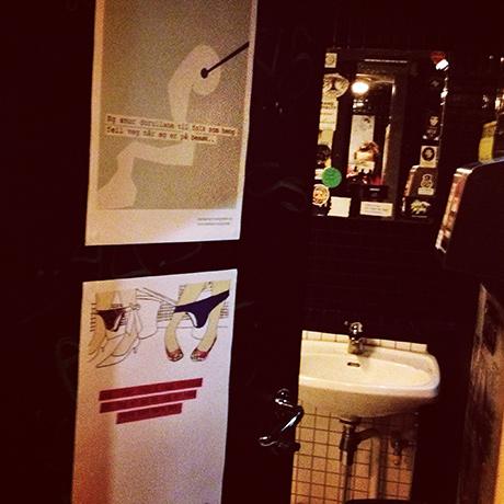 Utvalgte hemmeligheter er underholdning mens man er på toalettet!