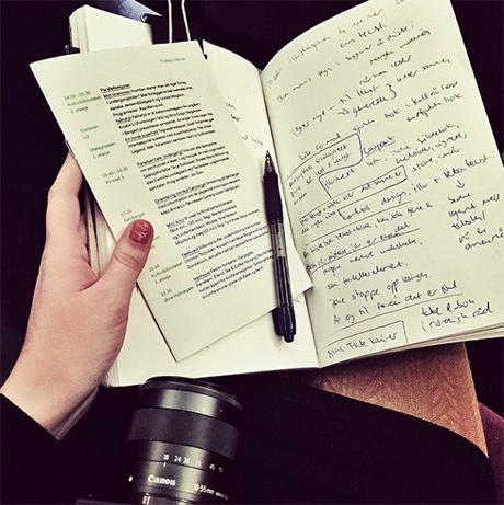 Akkurat nå går jeg gjennom bilder og notater fra arrangementet. En artikkel fra reisen vil bli publisert på grafill.no om kort tid.