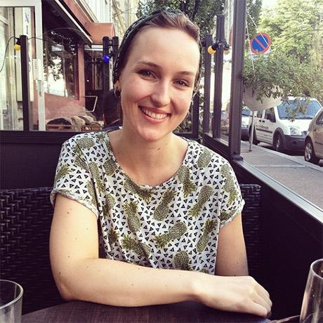 Olivia Jørgensen er illustratør og animatør.