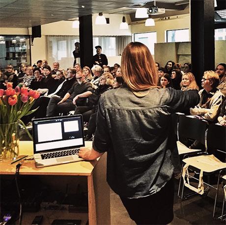 Norges eneste illustratjonsagentur ByHands snakker om omstart og drift, og håper på å ta livet av tendensen der det forventer at illustratøren jobber for gratis kaffe...