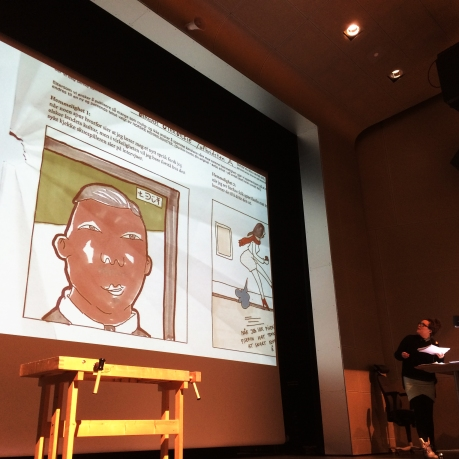 Flotte illustrasjoner ble laget da deltagerene på årets seminar visualiserte NORSKE HEMMELIGHETER.