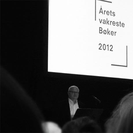 Finn Bjelke var konferansier i 2012.