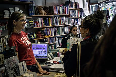 Alt i alt en fin kveld på den lokale bokhandelen på Sagene. Hyggelig å møte nye folk, og ekstra stas at flere hadde tanker rundt et prosjekt som NORSKE HEMMELIGHETER.