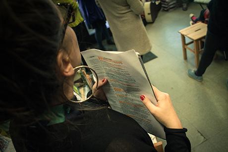 Et utvalgt av det siste døgnets hemmligheter er markert ut og klare for å bli lest og tolket.