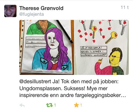 Med jevne mellomrom sjekkes taggen #norskehemmeligheter , og da hender det vi kommer over gull!