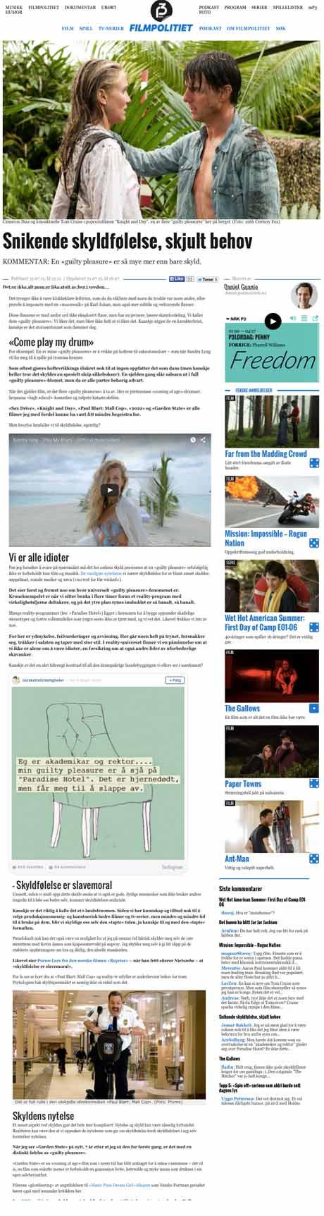 Avsnittet og illustrasjon fra NORSKE HEMMELIGHETER, nesten i sin helhet. (Kilde: skjermdump http://p3.no/filmpolitiet/2015/07/snikende-skyldfolelse-skjult-behov/)