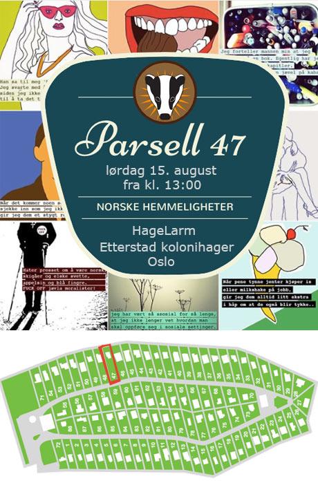 Parsell 47 er tingen!
