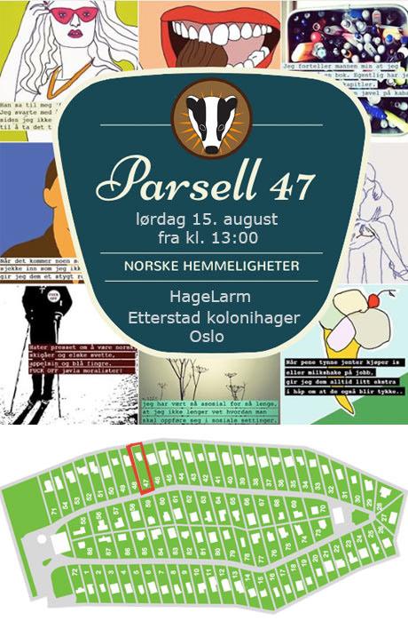 Velkommen til parsell 47!