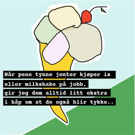 Illustrasjon fra norskehemmeligheter.no