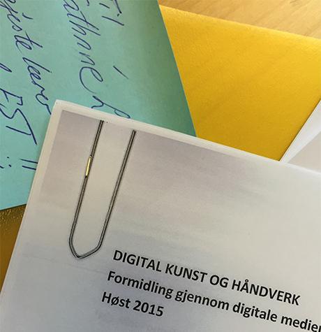 Ingenting er bedre enn papirer med ferdigkopiert binders.