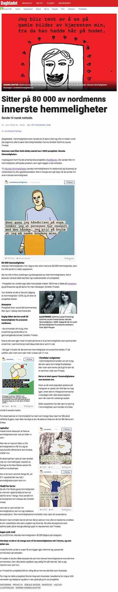 09b_dagbladet_norskehemmeligheter_foredragsholder_foredrag_desillustrert_illustrasjonsagent_illustrasjon_tekst_cathrine_louise_finstad