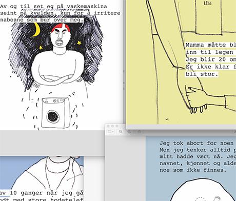 25_illustrasjonsagent_desillustrert_cathrine_louise_finstad_tekst_illustrasjon_foredragsholder